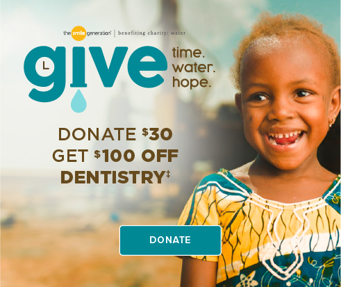 Donate $30, Get $100 Off Dentistry - South Corona Dental Group
