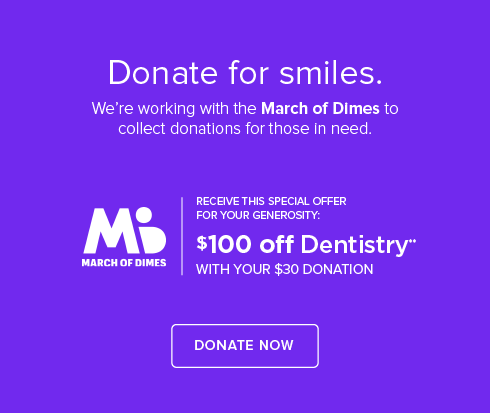 South Corona Dental Group - March of Dimes
